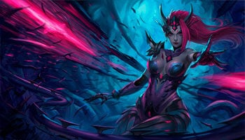 league of legends zyra account