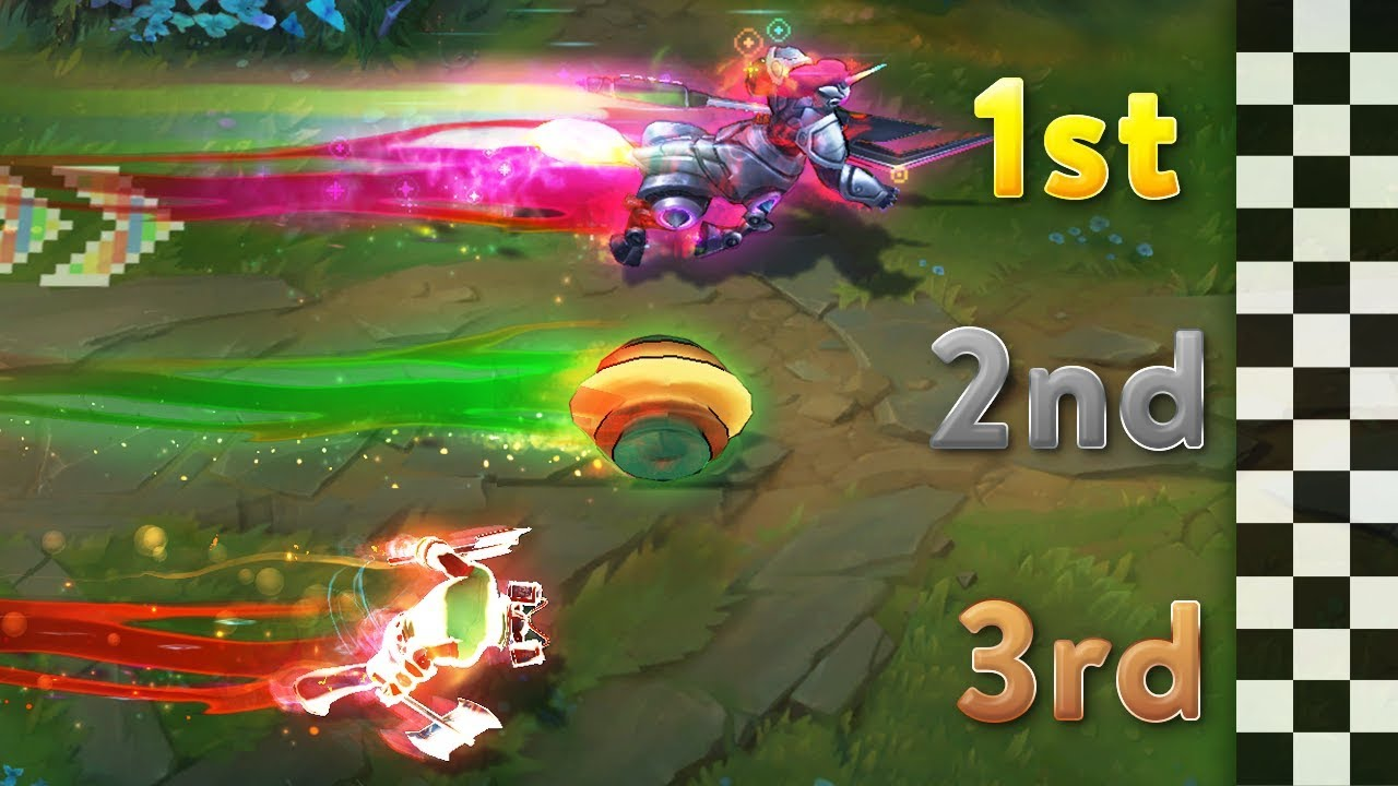 lol fast champion gameplay