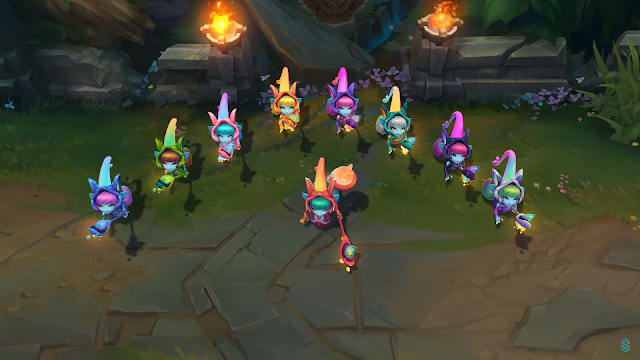 Space groove lulu all chromas