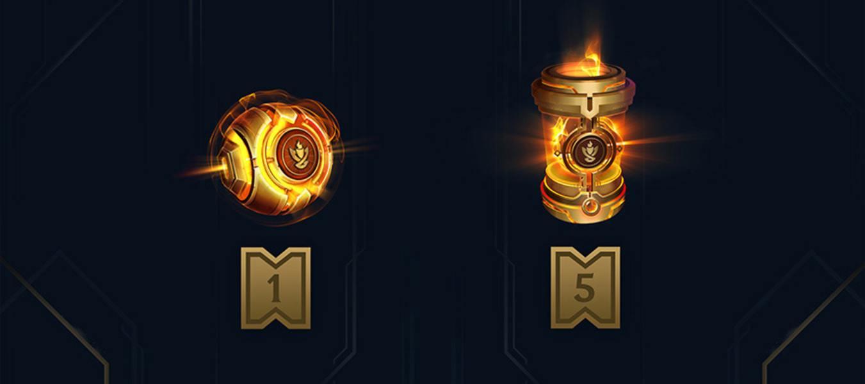league of legends clash capsules