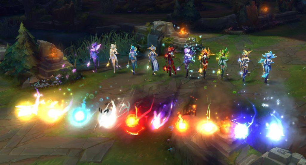 cool league of legends skins