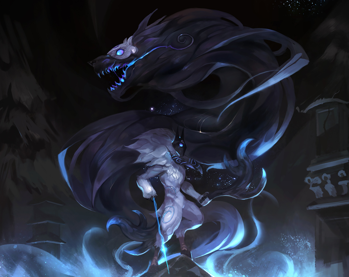image of lol champ kindred