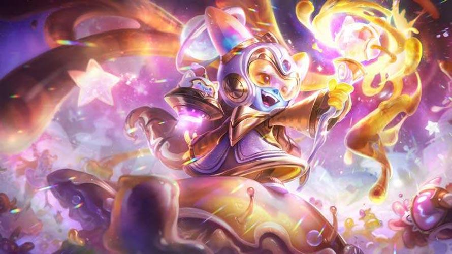 Space Groove Lulu Prestige Series splash art