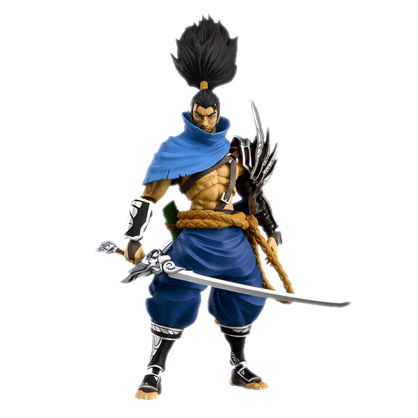 League of Legends Yasuo Action Figure