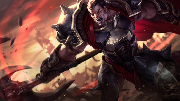 darius wallpaper
