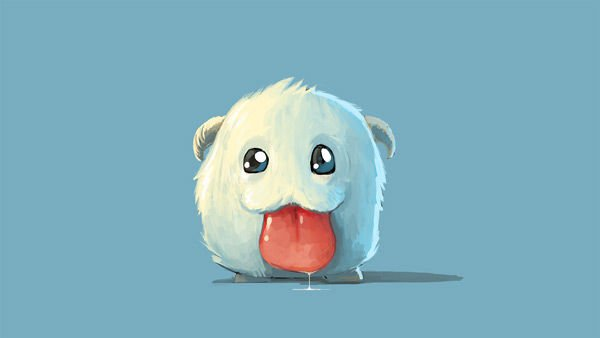 poro wallpaper