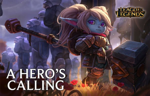 a hero's calling poppy comic