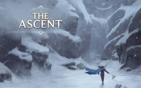 the ascent taric comic