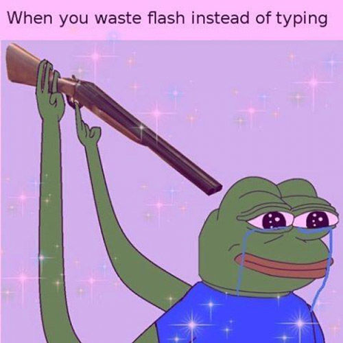 pepe flash meme