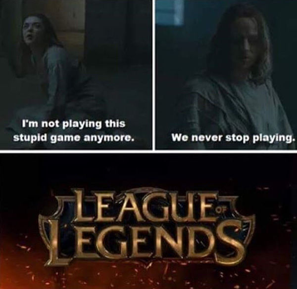 league of legends meme