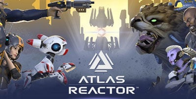 Games like League of Legends Atlas Reactor