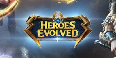 Games like League of Legends heroes evolved