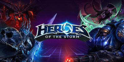 Heroes of the Storm moba icon