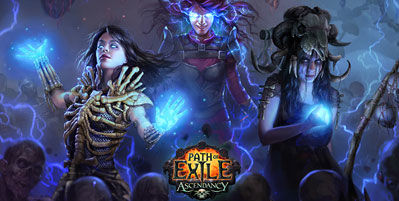 path of exile game logo