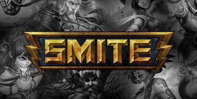 Games like League of Legends Smite Logo