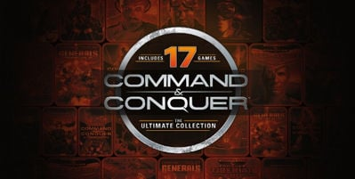 Command and Conquer Logo