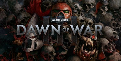 Dawn of War III Logo games like league of legends