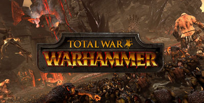 Warhammer total war logo