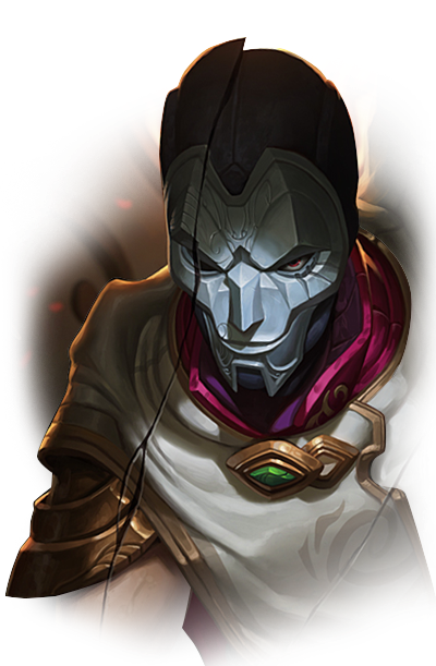 jhin league of legends
