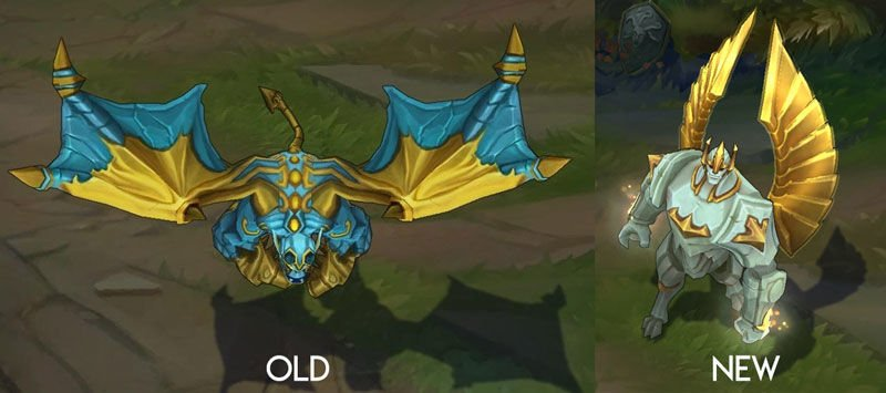 galio rework before and after