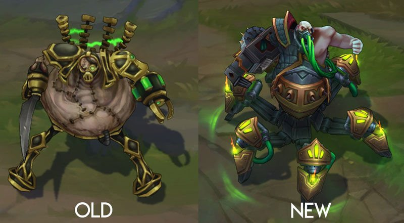 urgot rework before and after