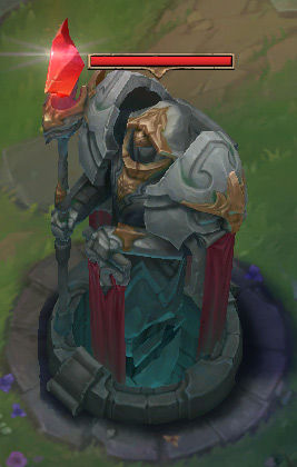 league of legends red turret