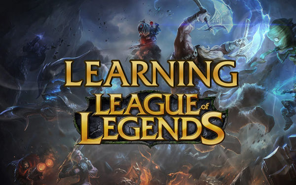 learning league of legends logo