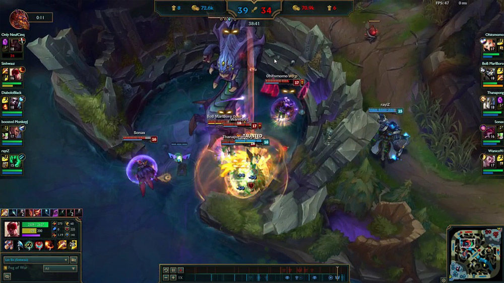 Why League of Legends makes you a better Employee