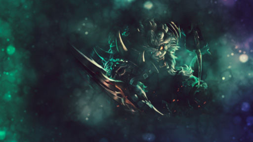 league of legends wallpapers 1440p rengar
