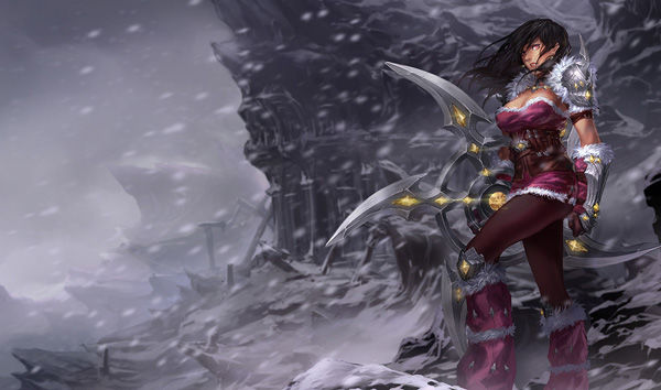 Bandit Sivir Splash Art