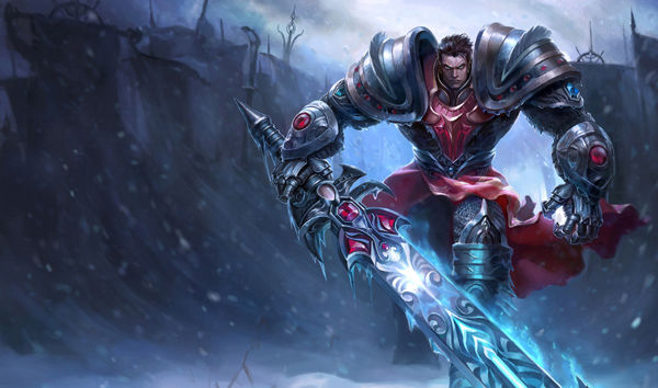 Dreadknight Garen Free LoL Skin