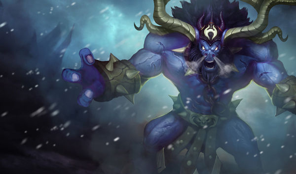 Unchained Alistar Free League of Legends Skin