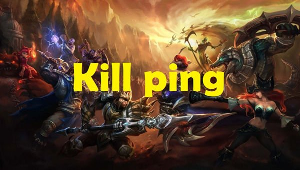 Fix your League of Legends Ping in less than 5 Minutes