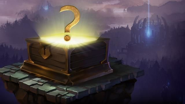 League of Legends Mystery Gifting