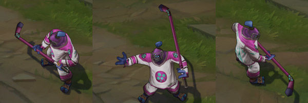 jax hockey skin league of legends