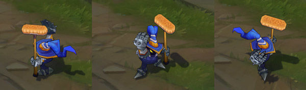 veigar curling skin lol