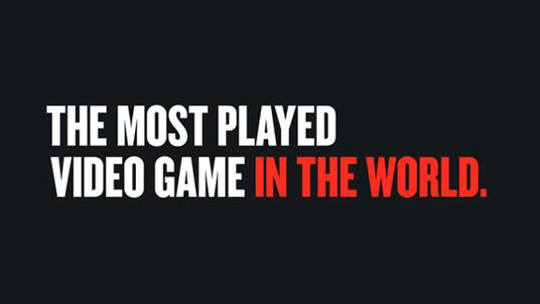 LoL most played game in the world