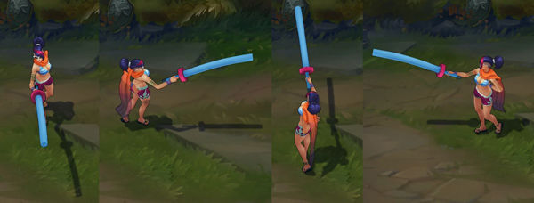 Pool Party Skins | League of Legends Collection Info