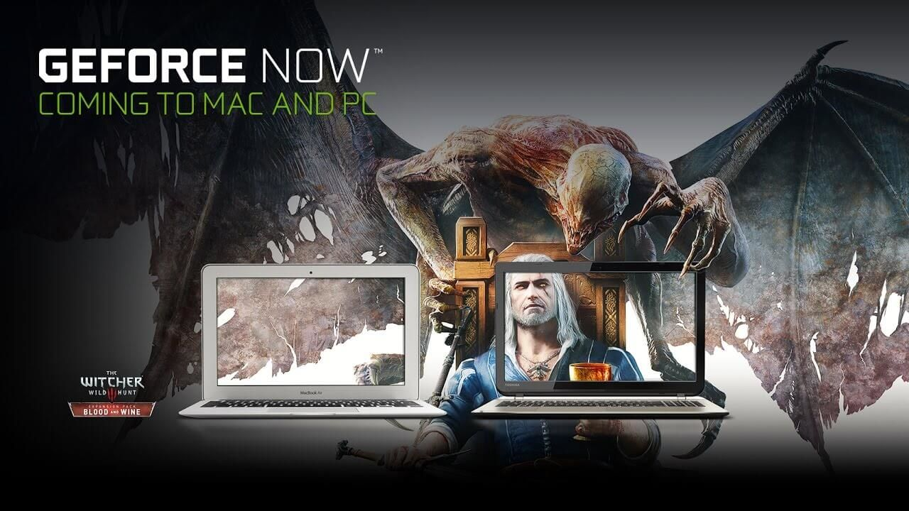 geforce now logo cloud gaming services