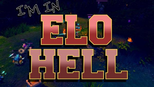 league of legends elo hell