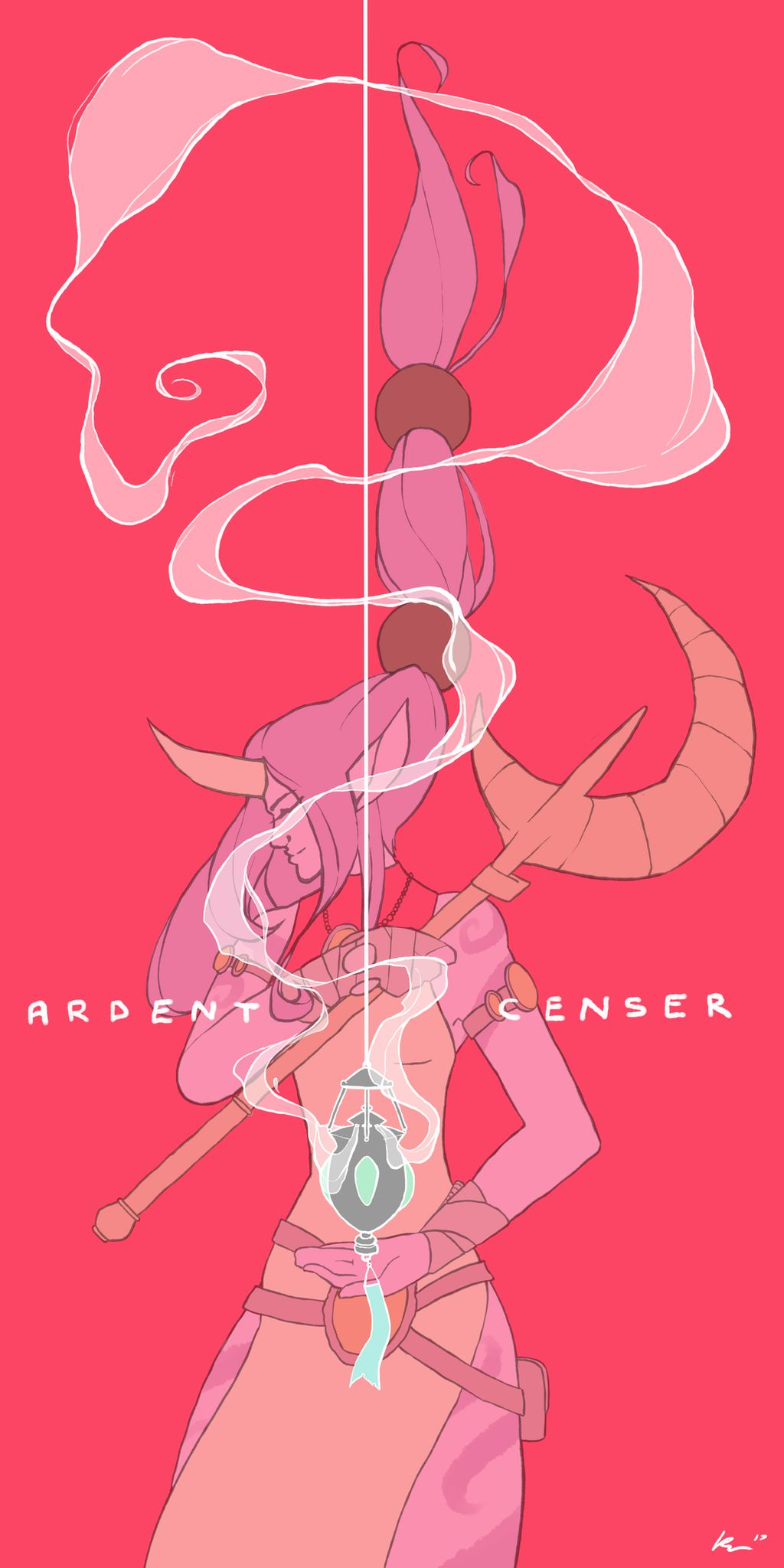 league of legends ardent censer