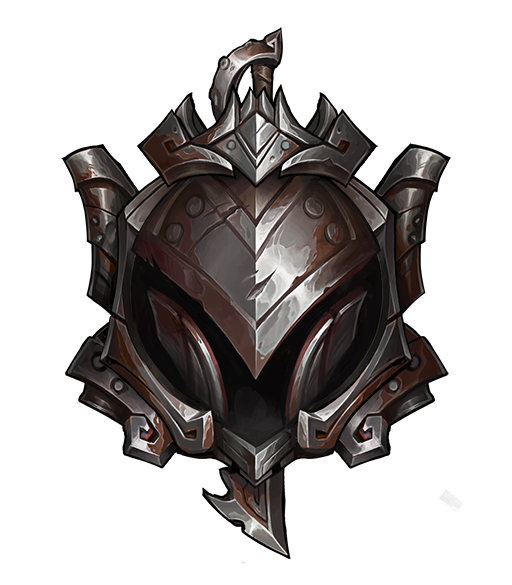 league of legends iron