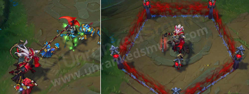 Blood Moon Thresh Ultimate