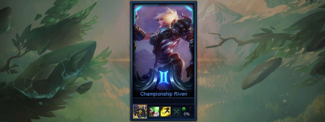 Championship Riven Loading Banner