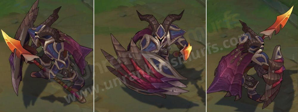 Dragon Slayer Pantheon League of Legends Skin