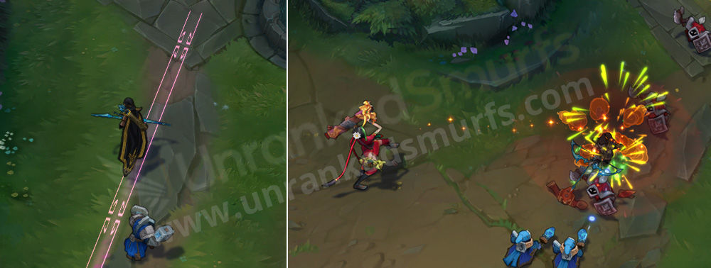 Firecracker Jinx | League of Legends Skin Information