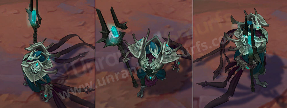 Gravelord Azir League of Legends Skin