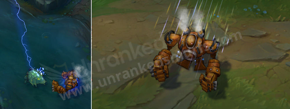 Rusty Blitzcrank Abilities