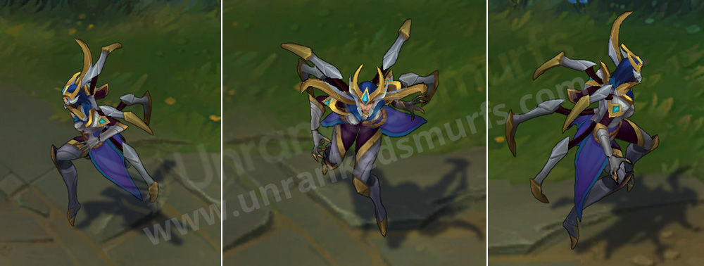 Victorious Elise League of Legends Skin