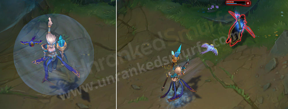 League of Legends Victorious Janna